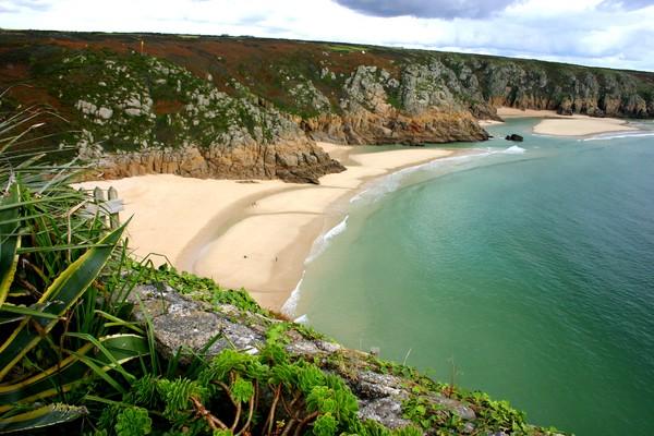 Lamorna Cove, Cornwall, England