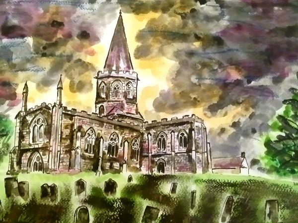 Bakewell church