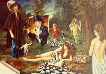 The Checkered Path
