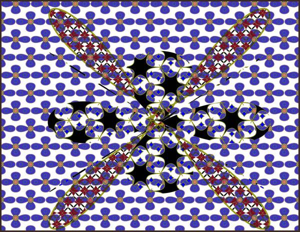Tessellation Illustration