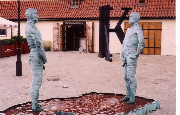 KAFKA MUSEUM PRAGUE