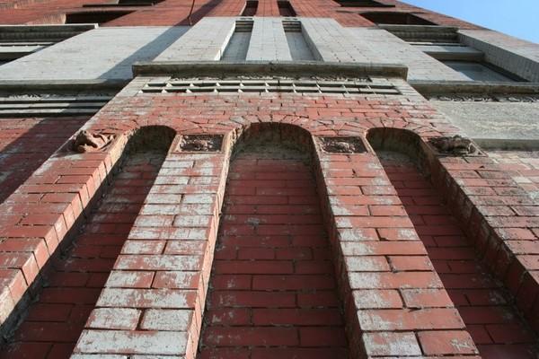 Old Brick Building