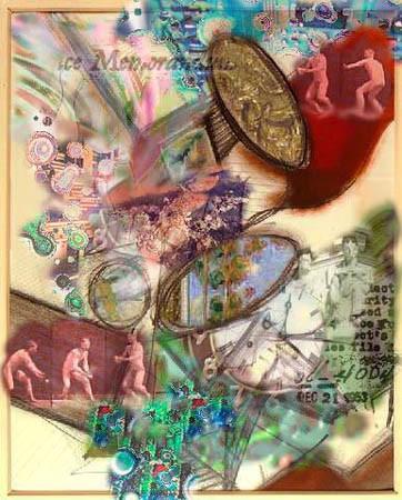 20th Century Collage