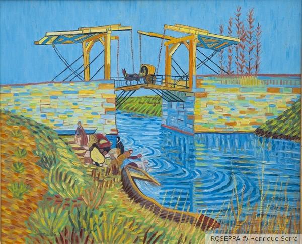 Tribute to Van Gogh