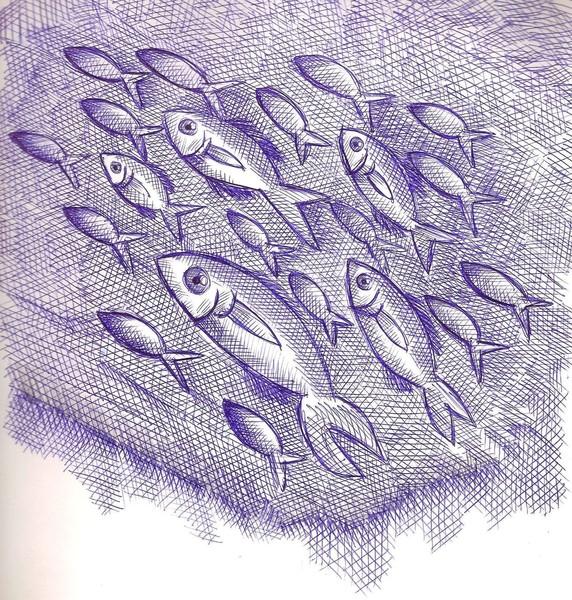 School of Fish #2