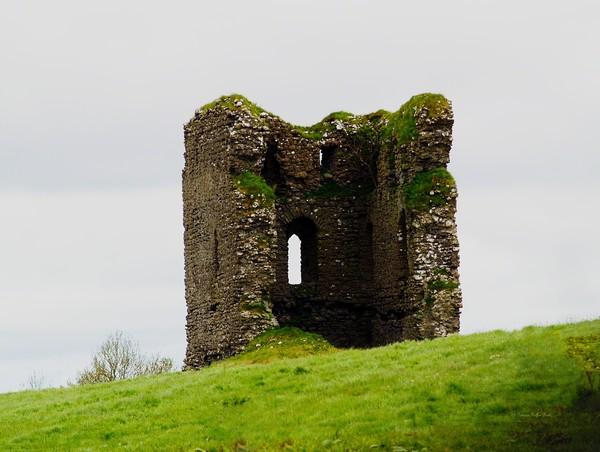 Ireland- Castle Ruins I