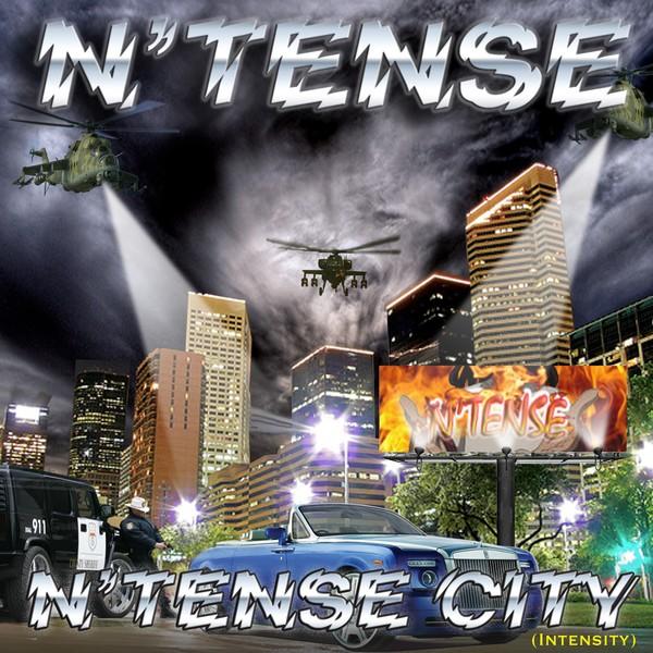 N'TENSE City CD Cover