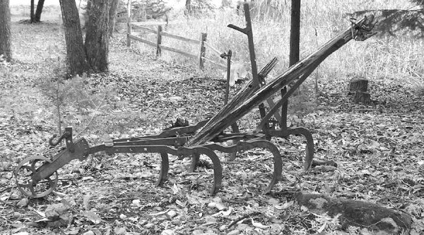 OLD PLOW