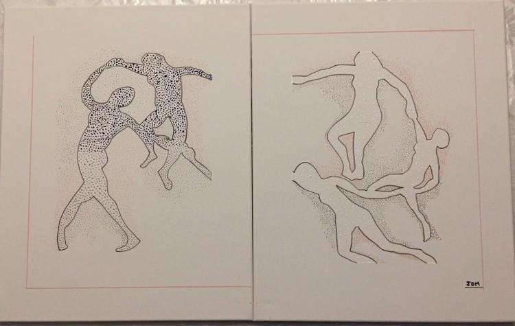 Matisse kiss III