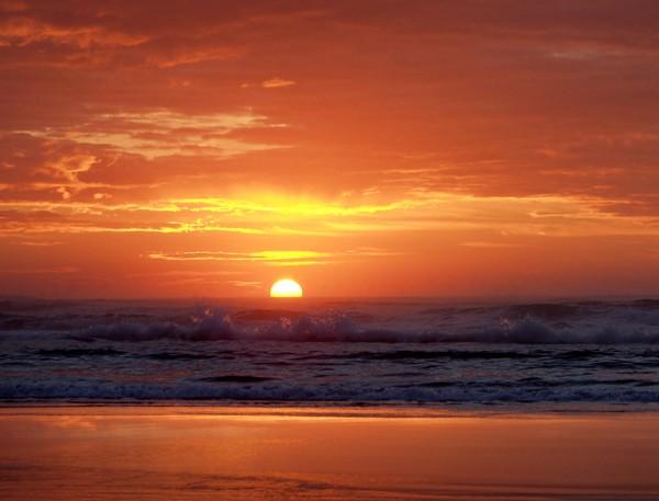 Orange Sunset
