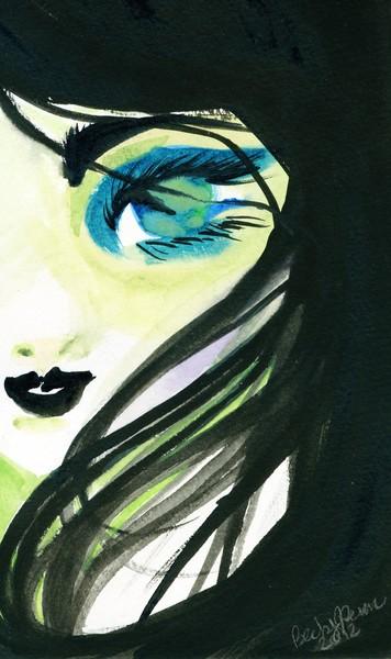 Watercolor Spirit