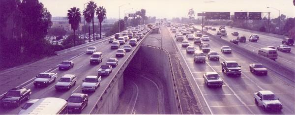 LA on the move