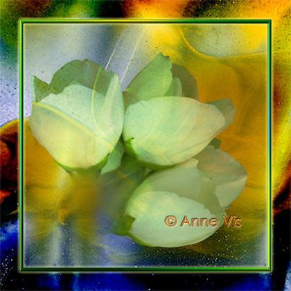 Florals in Wax