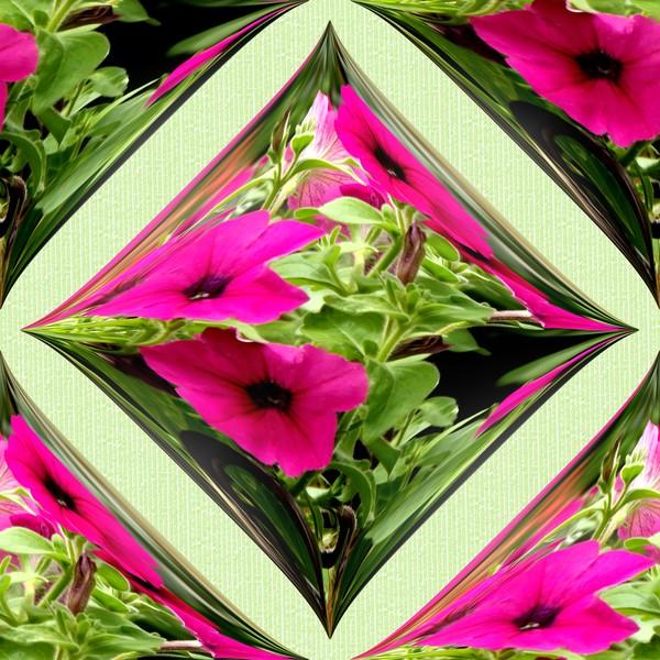 Pink Petunia Diamond