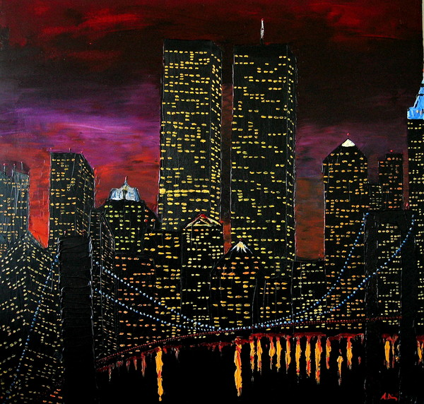 The Night Before 9/11