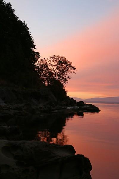Hornby Island at Sunrise-2370