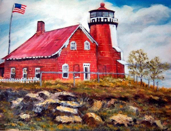 Eagle Harbor Lighthouse 4a
