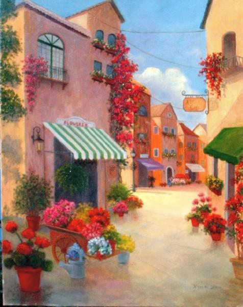 Flower Shop on Serta