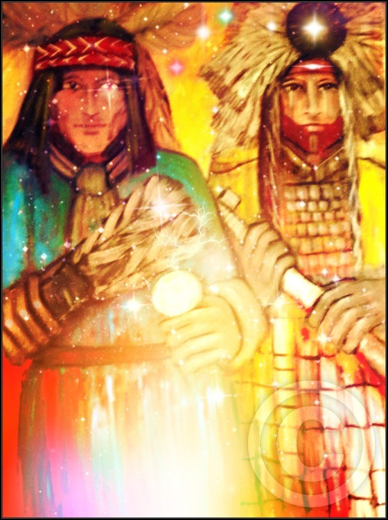 Celestial Crusaders