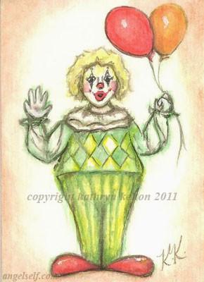 Binky, The Clown