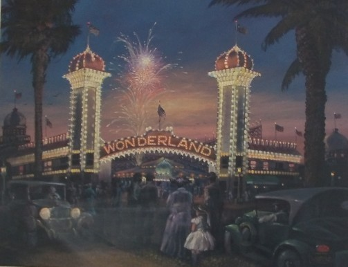 OB Wonderland 1914 Night Fantasy