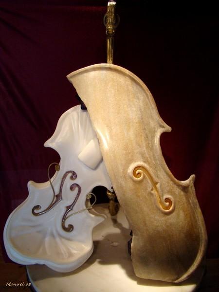 Dance of the Violins 2008 sculpture