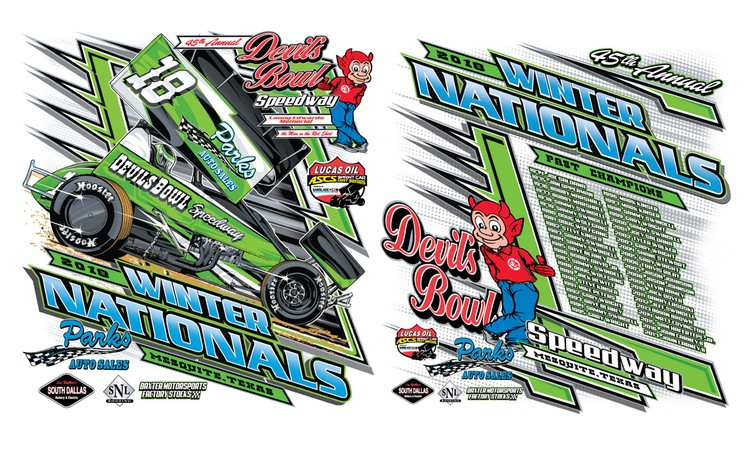 2018 Winter Nationals Design