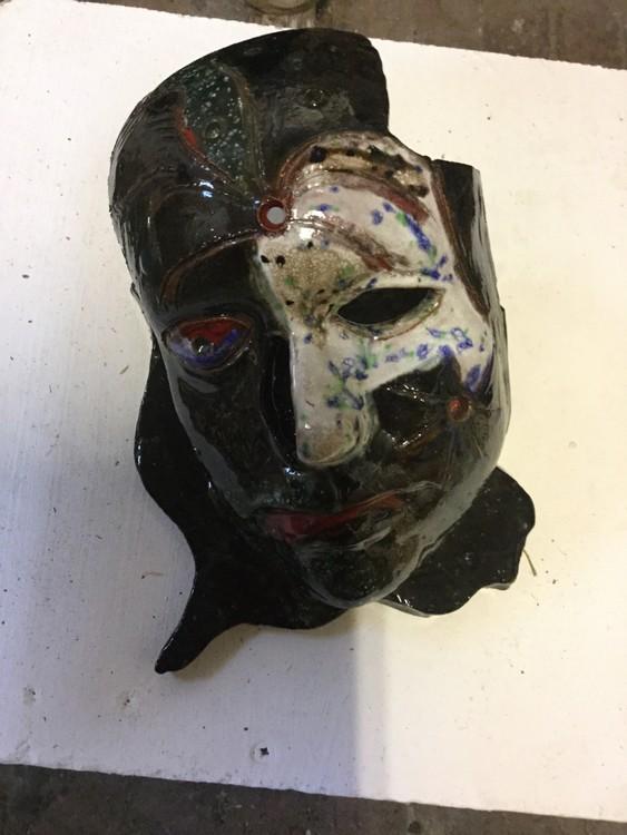 Sarah the mask