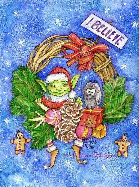 Faery Christmas