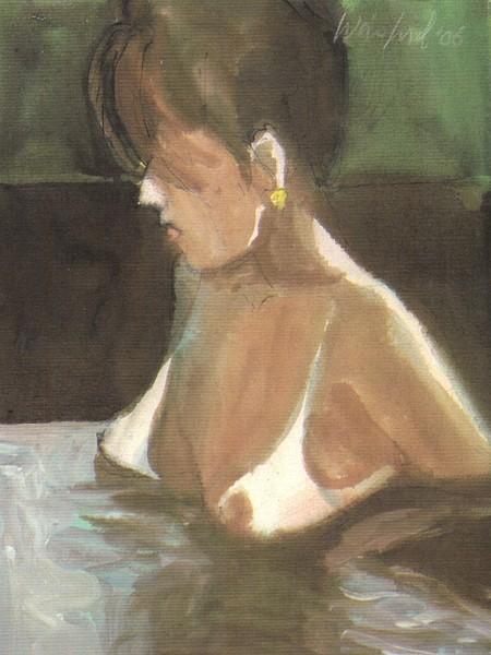 Hot Tub Babe
