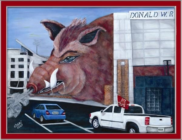Arkansas Big Pig