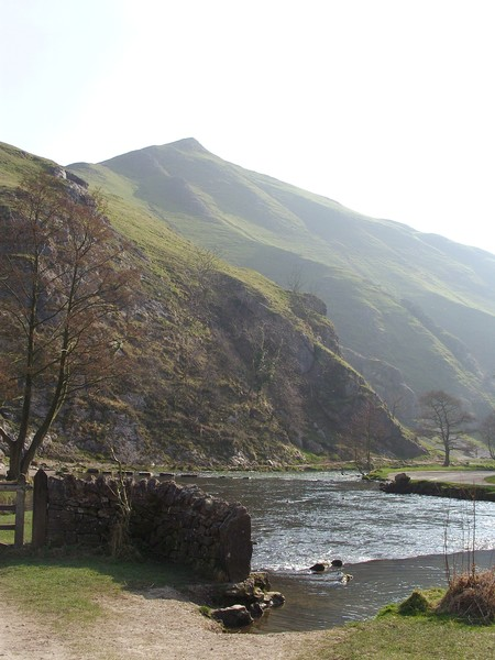 Dovedale Stepping Stones 3