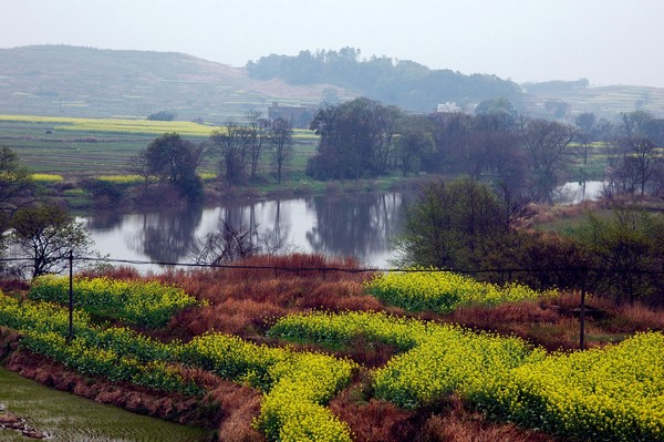 the spring of tsa river