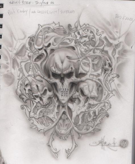 Skull concepts