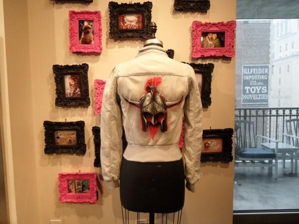 Tara's jacket