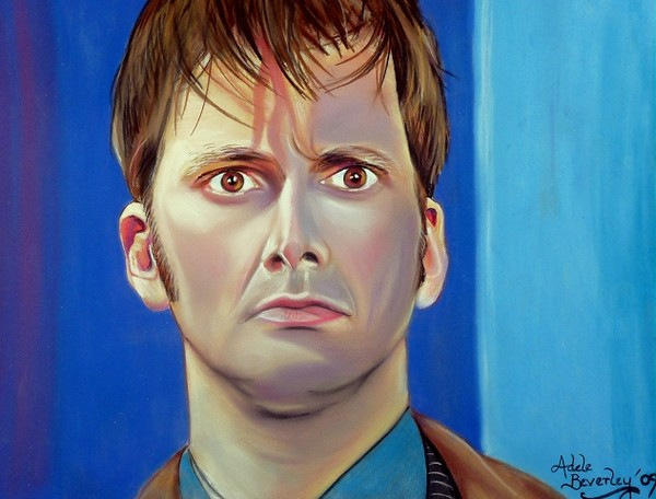 David Tennant - He Will Knock Four Times