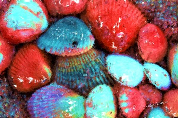 Shells_Impressionist