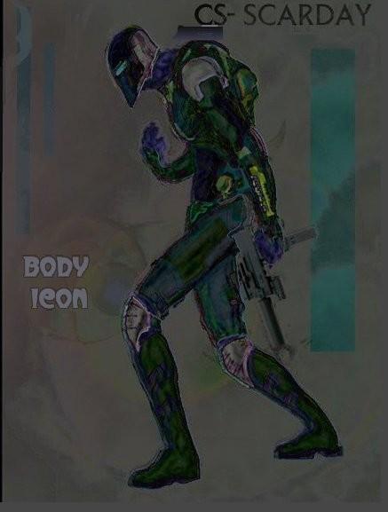 Body Icon IV