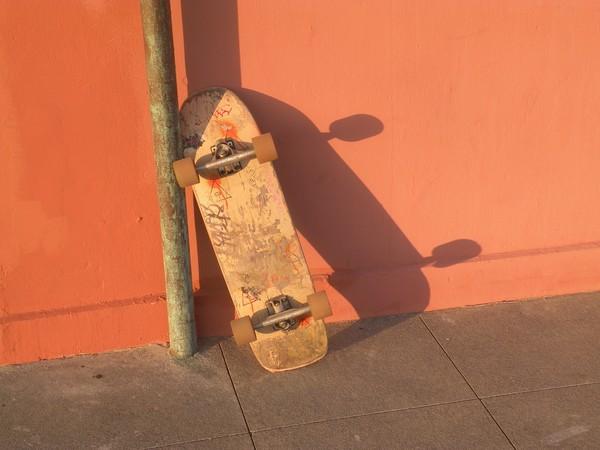 skateboard !