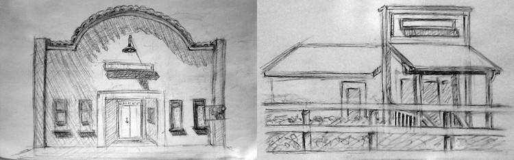 Nicasio Drawings