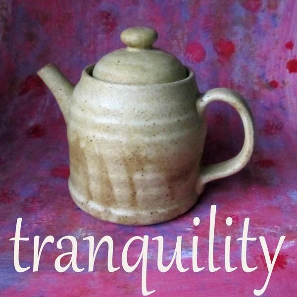 tea pot tranquility