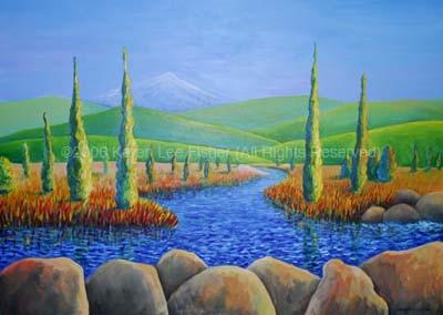 Landscape Towards Peace