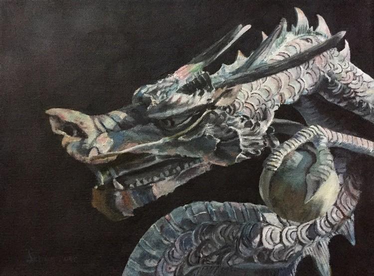 Dragon of Toluca Lake