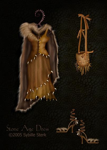 Stone Age Dress