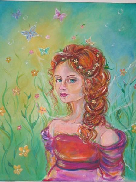 secrets in her garden