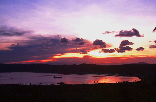 Rabaul & Simpson Harbor, PNG