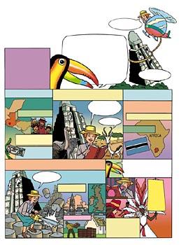 Carmen Comic