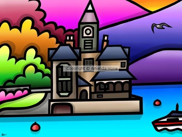 The Clockhouse, Barmouth