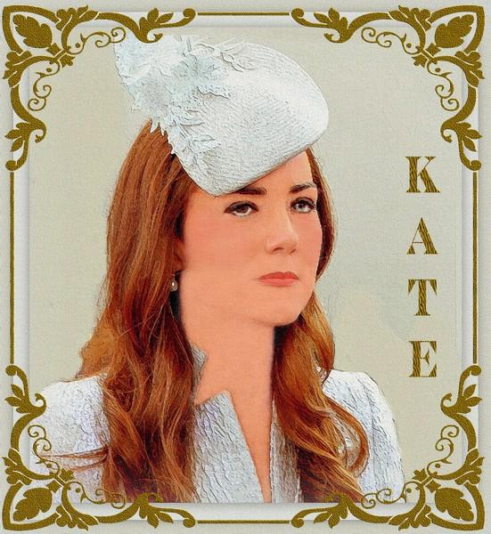Kate...