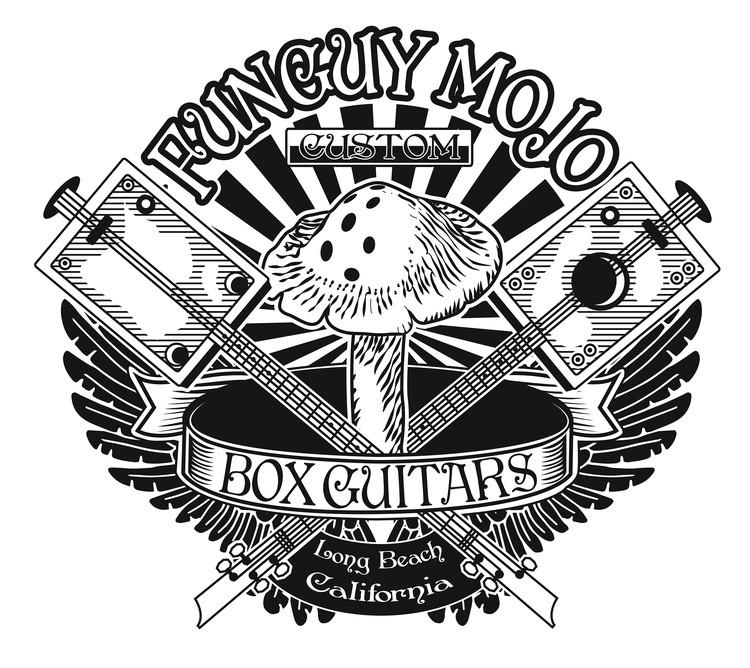 Funguy Mojo Guitars Logo 2016 (2)
